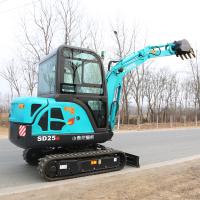 火龙果种植小型挖掘机 挖土机价格表