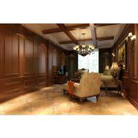 竹木纤维集成墙板环保办公室酒店装修专用