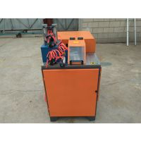厂家批发铝材切割机/45度铝材切角机/单头45度切割机/气缸