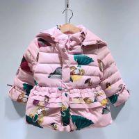 2018新款冬装0-6岁婴儿童羽绒棉服宝宝加厚男童女童装棉衣服棉袄