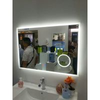 卫生间镜子带灯化妆镜led浴室镜洗漱台防雾洗手间厕所镜子壁挂