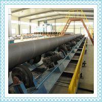 供应 钢管外壁抛丸除锈清理机 高端进口原装配件