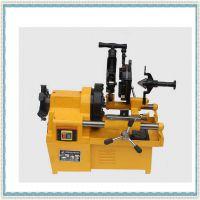 欧能电动套丝机 多功能滚丝机 消防管套丝机 水管车丝机 操作简单