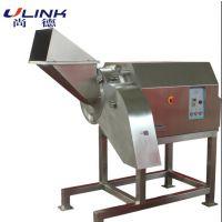 LM-200 冻肉三维切丁机,蔬果、鲜冻肉,三维切丁机,肉丁机尚德机械