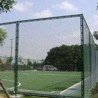 龙骠球场护栏网 学校篮球场围栏 公园外围围栏网