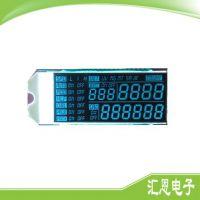 定制点钞机液晶显示屏 英文点钞机液晶显示模块 大量公模