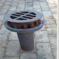 铁篦子、钢套系列 PVC泄水管