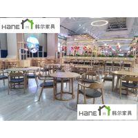 厂家供应餐厅椅子 订做餐厅椅子 南京餐厅椅子价格 餐厅椅子图片 韩尔现代风格