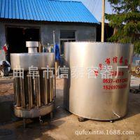 信泰定做翻转式酿酒设备 小型固态蒸酒锅 蒸汽式烧酒煮酒设备价格