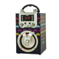 Musiccrown手提卡拉OK USB蓝牙音箱 插卡音箱 车载音响
