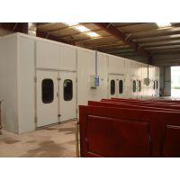 博远供应铜川市家具喷漆房 喷漆房厂家 环保 优质烤漆房 机械设备烤漆房