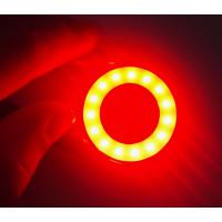 进口led自行车尾灯cob光源设计开发红光专用警示灯尾灯cob光源全球前十定制尾灯