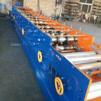 无极C型钢机 和新元 C型檩条机 全自动控制 无极冲孔C型钢设备 批发价格