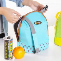 韩版牛津布手提包保温袋冰袋午餐便当包便携手拎野外野餐保温包