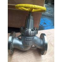 J41B铸钢法兰氨用截止阀生产厂家