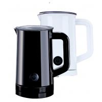 供应diyu9943小型家用电动奶泡机 花式咖啡打奶沫器 加热牛奶暖奶器