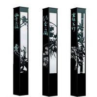 厂家定制led景观灯 方形柱形公园广场景观灯