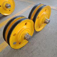 吊钩抓斗定动滑轮组 吊机起重滑轮 不锈钢滑轮 10吨16吨