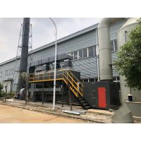河北衡水废气催化燃烧设备 VOC废气处理设备 废气处理一体化设备 河北琳耀