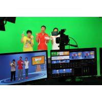 超清虚拟演播室 真三维虚拟演播室系统