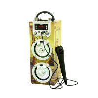 热卖 现货Musiccrown蓝牙音箱户外 可充电多功能礼品插卡品牌音箱 CE FCC