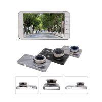 新款微光夜视FULLHD1080P25毫米大镜头4.0寸2.5D狐面玻璃IPS大屏