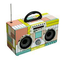 新款迷你可爱 插卡音箱 户外 musiccrown高质量蓝牙音箱 CE FCC