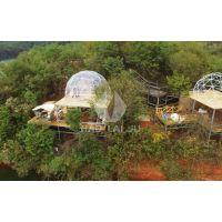 葵花园星空球形酒店帐篷_帐篷酒店设计-好来居