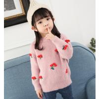 一线品牌童装樱桃巧克力秋冬季童装走份