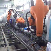 喷涂机器人现场调试 免费培训编程 进口ABB机器人应用集成商