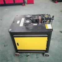供应高质量钢筋弯弧机 建筑工地适用钢筋弯圆机 大量现货滚圆机