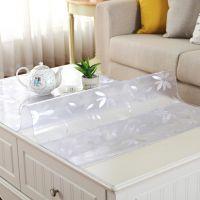 pvc桌布防水防烫防油软玻璃透明餐桌垫胶垫茶几垫加厚桌面保护膜