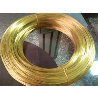 供应H65黄铜线 高导电黄铜线 螺丝用黄铜线