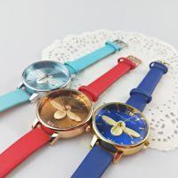 热卖时尚淑女气质手表 欧美风百搭手表 成人休闲手表一件代发