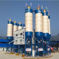 中博智建定制生产hzs90混凝土搅拌站