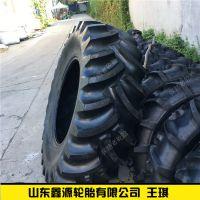 供应农用拖拉机轮胎 12.4-24 R-1S加密人字花纹