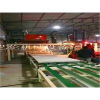 防火匀质保温板与匀质板设备制作说明