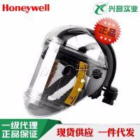 霍尼韦尔 A114106 JUNIOR A-vl轻型通风头罩 透明防喷溅头罩