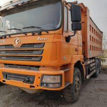 出售17年6月份陕汽德龙后八轮380马力,5.8米货箱,山西煤矿专用车型,9.5成新