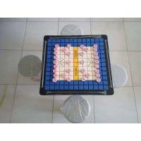 XY-K翔宇象棋,军棋,轨道棋牌桌室外室内皆可用,座椅为圆凳固定