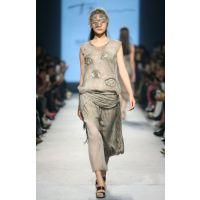 颜诺原创TTT时尚品牌女装19春夏品牌折扣衣叁唯品走份正品