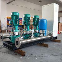 罐式无负压供水设备MVI9504管网叠压无塔变频恒压供水两用一备