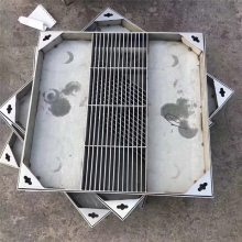 金聚进 不锈钢阴井盖生产厂家 园林绿化排水井盖