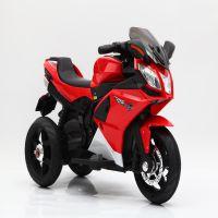 厂家直销新款儿童电动摩托车宝马儿童电动车三轮摩托车大号可充电