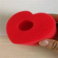 订做心形海绵话筒套 红色黑色KTV话筒套 节目主持吸音海绵套