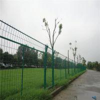 双边护栏网用途 单位绿地隔离网 便宜的市政护栏