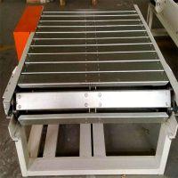 爬坡板链输送机环保 板式输送机设计加工
