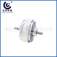 5kg双轴轴磁粉离合器 专业生产磁粉离合器 5kg双轴轴离合器