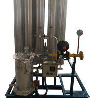 荣铖燃烧器供气设备LNG200立方气化器 电辅热 调压整体撬装设备