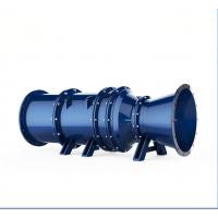 什么是潜水贯流泵-双向贯流泵不阻塞